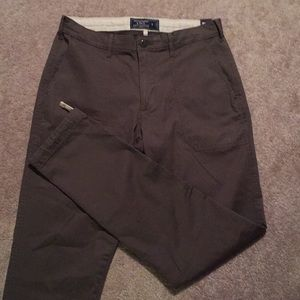 """Abercrombie & Fitch """"Rustin"""" Pant NWT Size Small"""